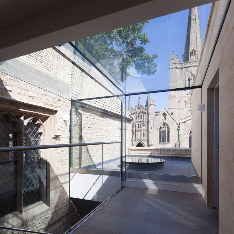St John the Baptist Church Buford Acanthus Clews Architects