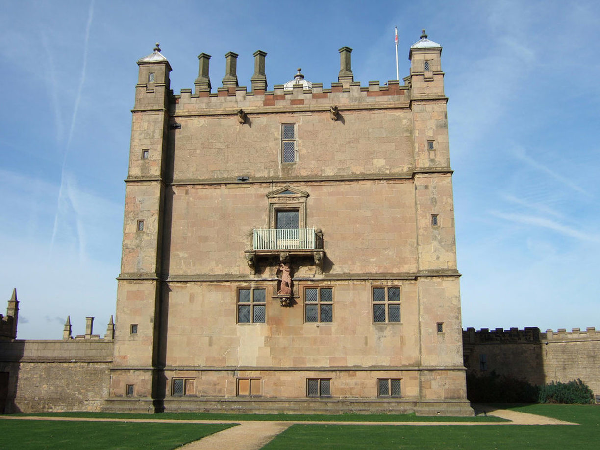 English Heritage Bolster Castle Acanthus Clews Architects