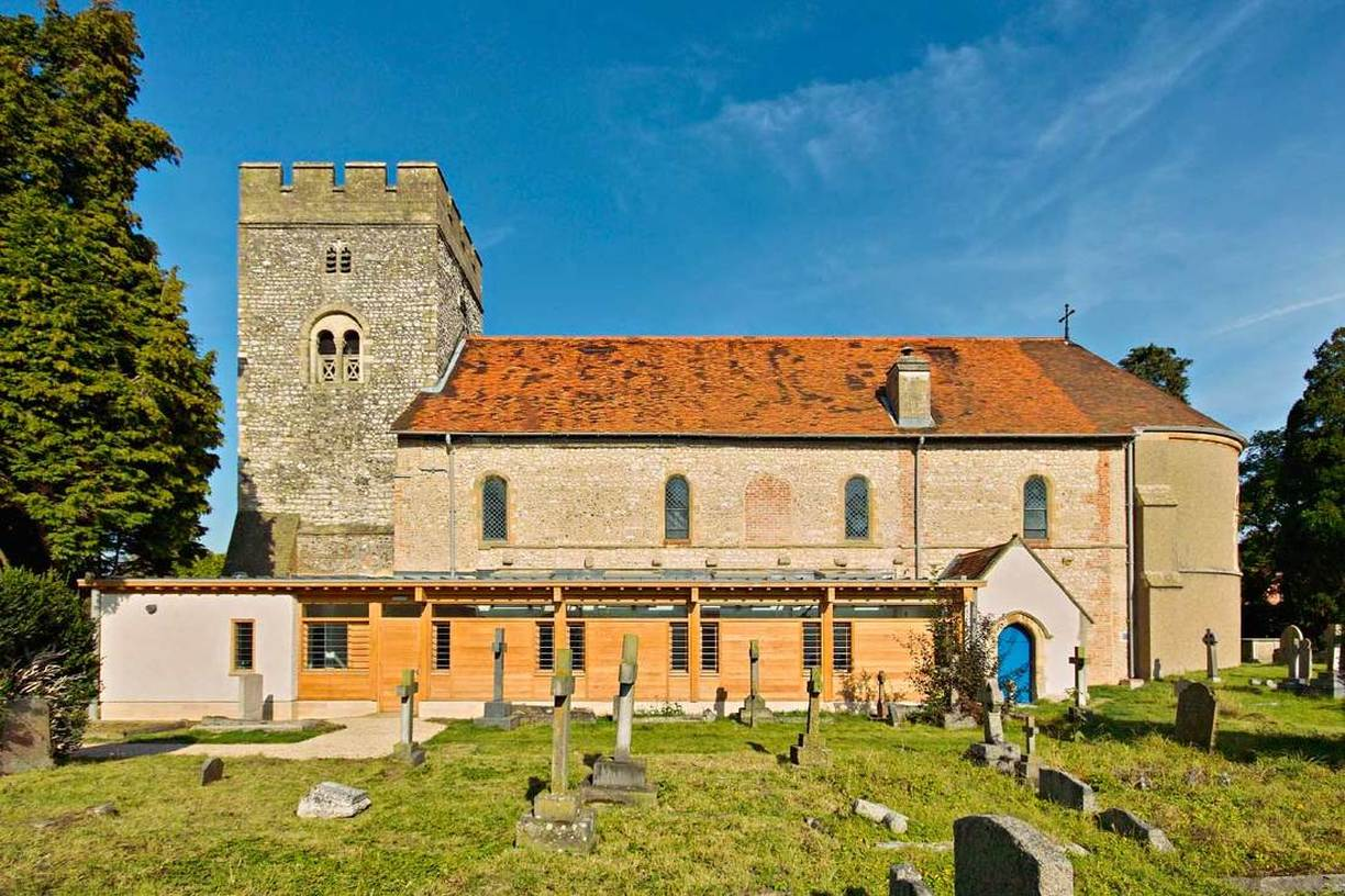 St Thomas of Canterbury Church Acanthus Clews Architects